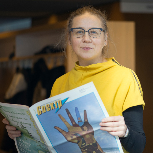 1. henkilön kuva Olga Davydova-Minguet (olga.davydova-minguet@uef.fi)