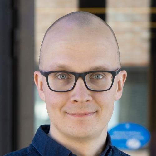 1. henkilön kuva Juhana Venäläinen (juhana.venalainen@uef.fi)