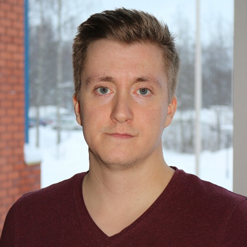 1. Carousel image of person  Antti Voss (antti.voss@uef.fi)