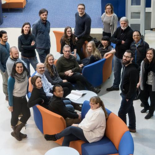 Biogeokemian tutkimusryhmä