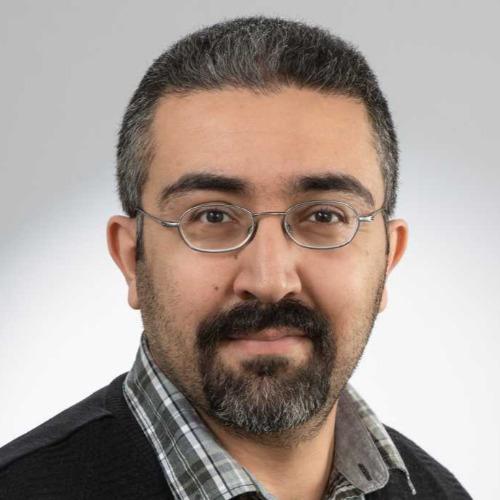 1. Carousel image of person  Amir Sadeghi Boroujeni (amir.sadeghi@uef.fi)
