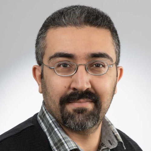 1. henkilön kuva Amir Sadeghi Boroujeni (amir.sadeghi@uef.fi)