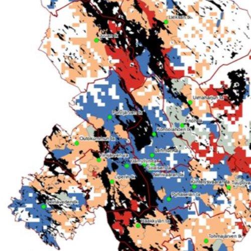 Image of  Geospatial Health