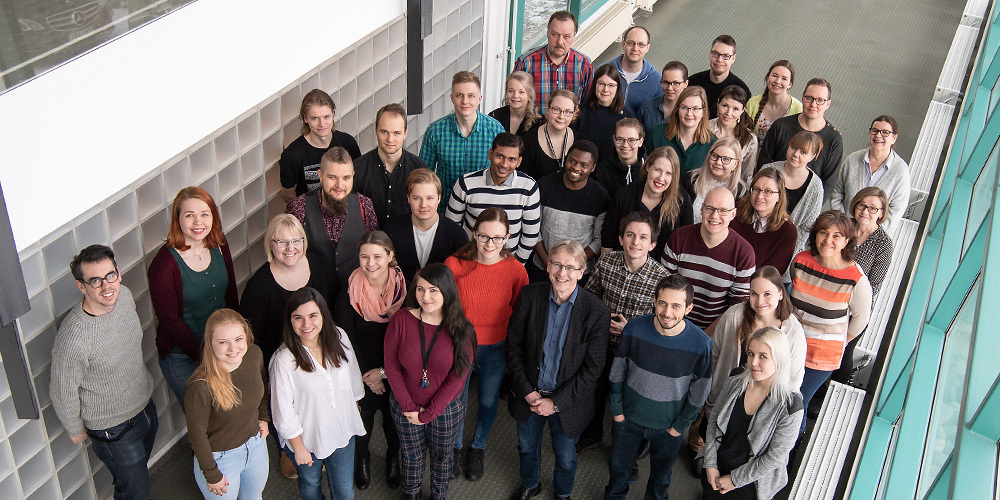 Introducing image of the group Molecular Medicine
