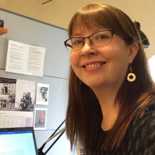 1. henkilön kuva Kirsi Laurén (kirsi.lauren@uef.fi)