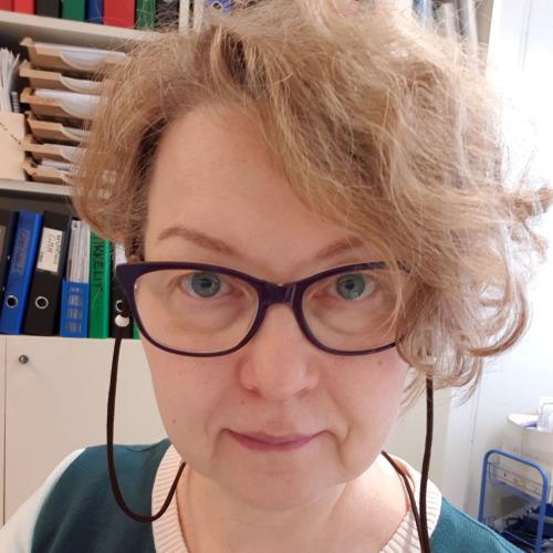 Marja Rytkönen-Nissinen