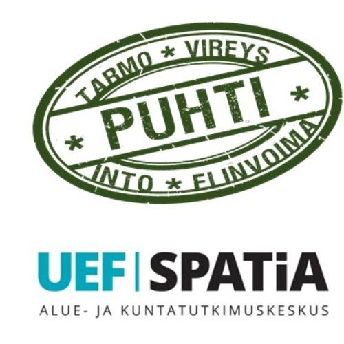 PUHTI - Muuttuvat yritystoiminnan muodot Pohjois-Karjalan maaseudulla profiilikuva