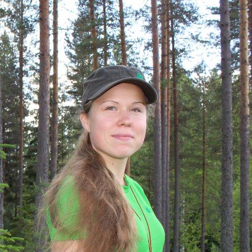 1. henkilön kuva Elli Hämynen (elli.hamynen@uef.fi)
