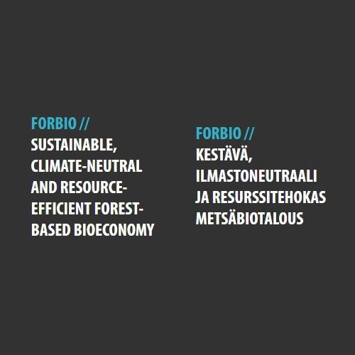 Image of  FORBIO