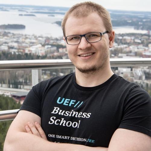 1. henkilön kuva Juho Pesonen (juho.pesonen@uef.fi)