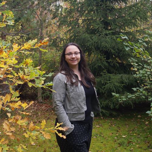 1. henkilön kuva Daniela Nousiainen (daniela.nousiainen@uef.fi)