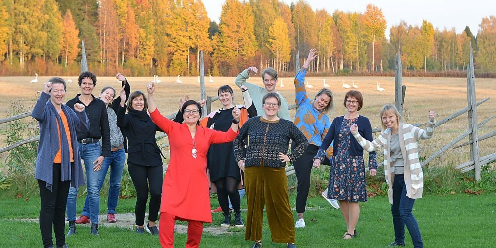 Introducing image of the group Vibrancy in Finnish Lakeland with the Saimaa Phenomenon – Savonlinna's bid for the European Capital of Culture 2026