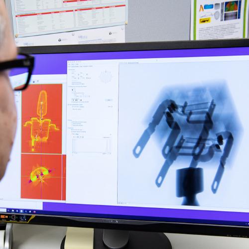 Image of  Tomolab – röntgentomografialaboratorion kehittäminen