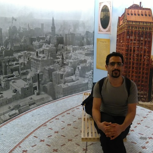 Meysam  Haddadi Barzoki´s  Profile image