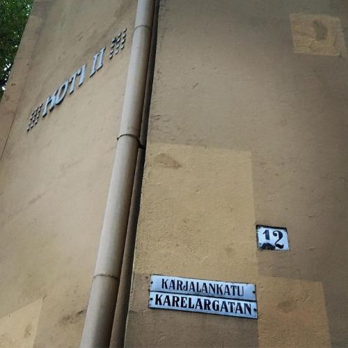 Image of  Urbaani karjalaisuus