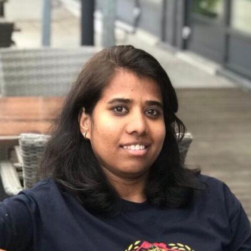 Nathiya  Kalidas´s  Profile image