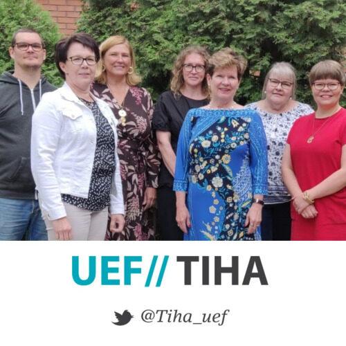 Sosiaali- ja terveydenhuollon tiedonhallinnan tutkimusryhmä profiilikuva