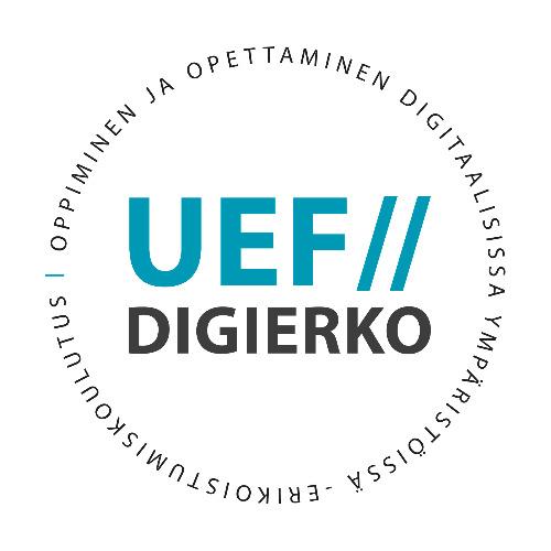 Image of  DigiErko – Oppiminen ja opettaminen digitaalisissa ympäristöissä